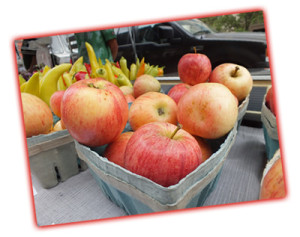 Apples from Bryant Farm